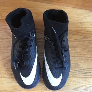 Nike Skins Hypervenom X Indoor Soccer Shoes